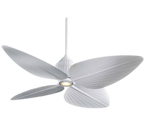 Minka Aire F581-WHF Gauguin 52 in. Outdoor Ceiling Fan - White