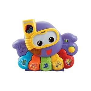 Vtech Musical Bubbles Octopus 2