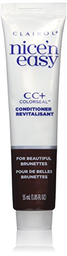 Clairol Nice 'N Easy CC Plus Color Seal Conditioner, Beautiful Brunettes, 1.85 Fluid Ounce (Color Conditioner Brown compare prices)