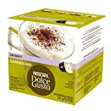 Nescafe Dolce Gusto Skinny Cappuccino 16 Pods (pack of 6)
