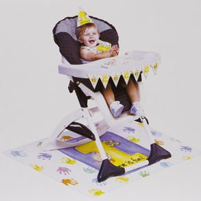 Sale First Birthday High Chair Kit Sale
