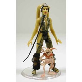 Buy Low Price Kenner Star Wars Power of the Force Fan Club Exclusive Oola and Salacious Crumb Action Figures By Kenner (B001DD1ZIO)