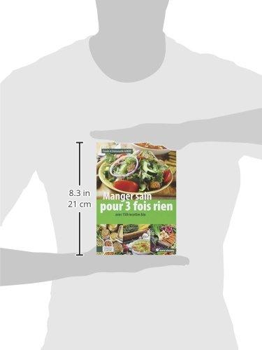 libro manger sain pour 3 fois rien avec 150 recettes bio di claude aubert emmanuelle aubert. Black Bedroom Furniture Sets. Home Design Ideas