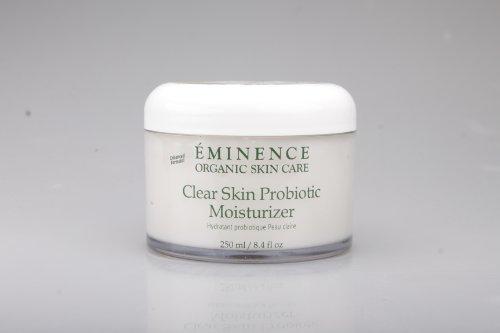 Eminence Clear Skin Probiotic Moisturizer 8.4oz keyano balancing cream 2oz