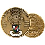 US Army Ranger 3rd Ranger Battalion Challenge Coin