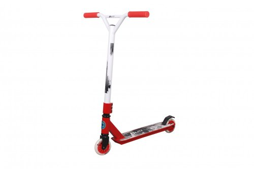 Blitz Tornado Pro Scooter Complete Red White