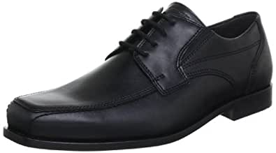 FRETZ men Nevada 1912.9862.51, Herren Derbys, Schwarz (noir 51), EU 40 (UK 6.5)