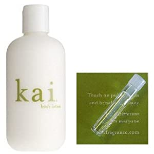 Kai Body Lotion (8oz) + FREE Kai Fragrance Sample! from Kai