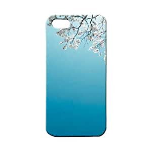 BLUEDIO Designer 3D Printed Back case cover for Apple Iphone 4 / 4S - G4738