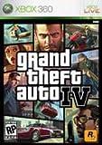 XBOX360 アジア版 グランド・セフト・オート 4  (Grand Theft Auto IV)