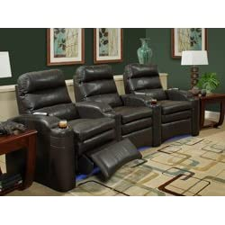 Berkline 45022 Metro Home Theater Seating