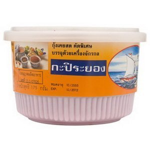 Sailboat Brand Thai Shrimp Paste - 400 G. title=