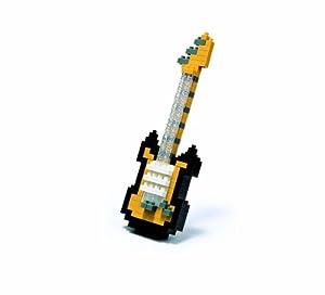 nanoblock electric guitar toys games. Black Bedroom Furniture Sets. Home Design Ideas