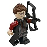 Lego Marvel Super Heroes Hawkeye Minifigure 2015
