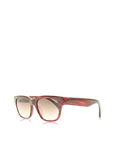 Jil Sander Gafas de Sol 723S-618 (52 mm) Rojo