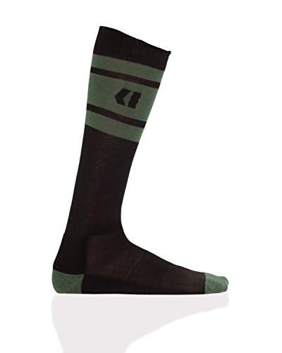 Armada Socken Scrum Merino schwarz