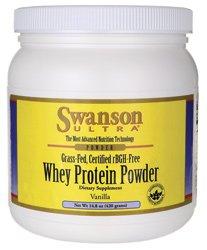 Whey Protein Powder Vanilla 420 grams (14.8 oz) Pwdr