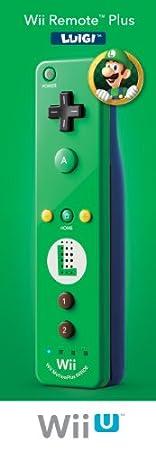 Wii Remote Plus, Luigi - Nintendo Wii