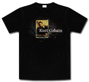 Kurt Cobain * Picture * Shirt * M * Maglietta Originale *