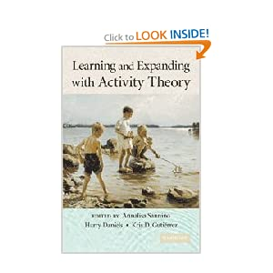 Learning and Expanding with Activity Theory ebook
