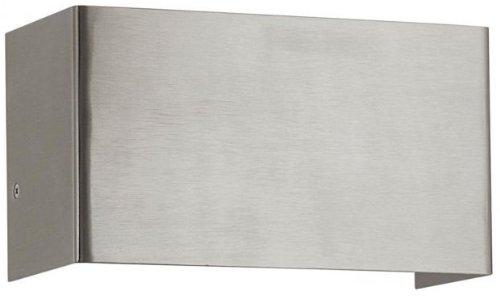 EGLO-93437-Auenbeleuchtung-LED-Wandleuchte-Nadela-aus-Edelstahl-Stahl