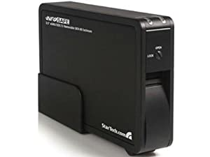 "New - 3.5"" eSATA/ USB EXT HDD ENC by Startech.com - SAT3510BU2E"