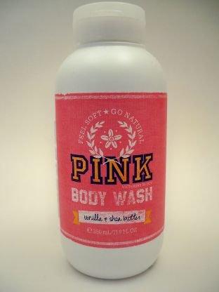 Victoria's Secret Pink Body Wash Vanilla & Shea Butter