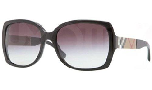 Image of Burberry Women's Sunglasses BE4160 58mm Black 34338G