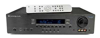 Cambridge Audio - 551R - 7.1 HDMI A/V Receiver - Silver from Cambridge Audio