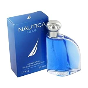 Nautica Blue Eau De Toilette Spray for Men from Nautica