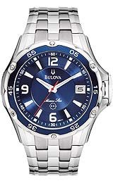 Bulova Men's Marine Star watch #98B111