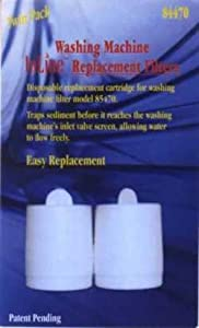 Washing Machine InLine Replacement Cartridges