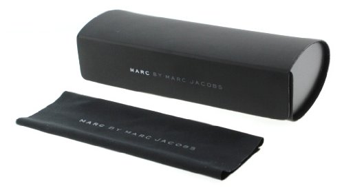Marc By Marc Jacobs Marc by MJacobs MMJ363/S Sunglasses-067G Ruthenium (NR Brown Gray Lens)-61mm