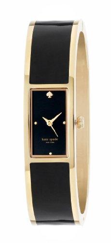 Kate Spade New York Women's 1YRU0049 Black Carousel Watch
