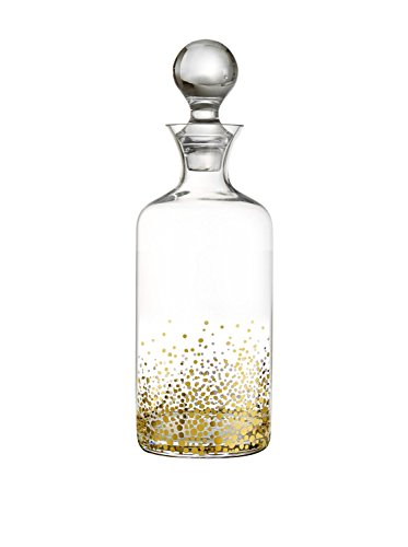 The Jay Companies 206701-GB Luster Decanter, Gold (The Jay Companies compare prices)
