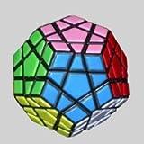 Mf8 Megaminx II Cube Puzzle Tiled -Black