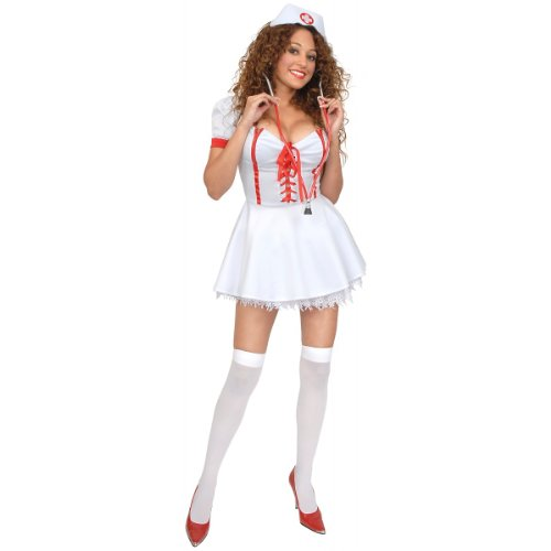 Anita Nurse Costume - X-Small - Dress Size 3-5