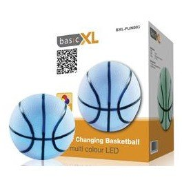 BasicXL LED Basketball Colour Changing Lamp [BXL-FUN003] - 1