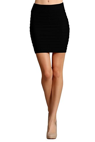 Black 'Caluma' pencil skirt with ring detail belt and slit Save. Was £ Now £ Izabel London Black suedette pencil skirt Tall black popper button detail mini a-line skirt Save. £ Joe Browns Black touch of elegance skirt Save. £ Be Jealous Black top frill bodycon midi skirt.