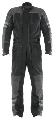 Spada System Suit 1 Piece Black/Grey