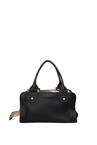 sac-a-main-chloe-femme-cuir-noir-et-beige-3s1161h04b87-noir-15x18x29-cm