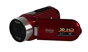 Vivitar 790HD 5.1MP 3D Video Camera with 2.7