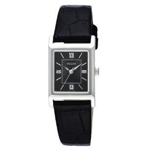Pulsar Ladies Black Dial Watch PXT631X1