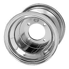 ITP T-9 Wheel &#8211; 10&#215;5 &#8211; 3+2 Offset &#8211; Polished