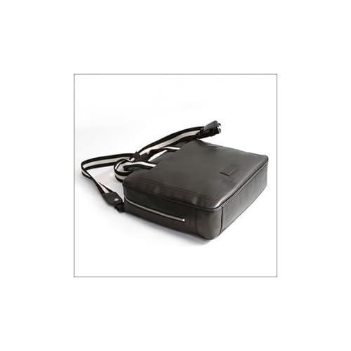 バリー ショルダーストラップ付 ブリーフケース ビジネスバッグ カーフ ブラック ≪2013AW≫ TAED 280 BLACK