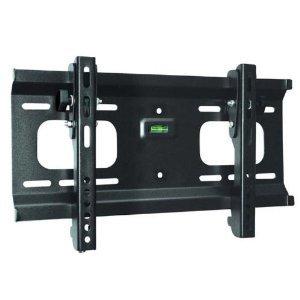 Ultra-Slim Black Adjustable Tilt/Tilting Wall Mount Bracket for Emerson LC-320EMX (LC320EMX) 32