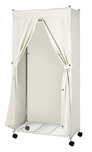 Whitmor  6462-389  Supreme Garment Rack Cover, Natural Canvas (Cover Only) (Whitmor Rack compare prices)
