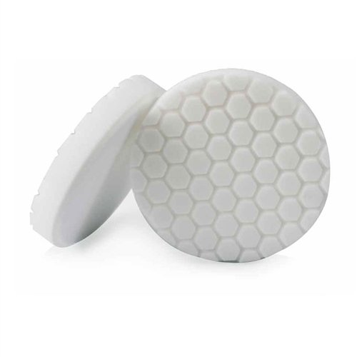 Chemical Guys - Hex-Logic Light-Medium Polishing Pad, White (5.5 Inch)