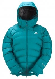 Mountain Equipment Lightline Jacket Woman / kingfisher 8 (EU 34-36)