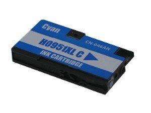 1 Druckerpatrone Tinte für HP Offiecejet Pro 8100 ePrinter ersetzt HP 951XL CN046AE